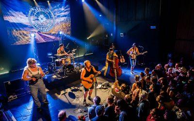 Steve'n'Seagulls en concert à La Souris Verte d'Epinal